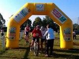 Run & Bike Bucy - 2011 - Arrivée vainqueurs