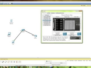 WebTutos - Tutoriel - Découverte de Cisco Packet Tracer