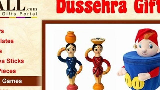 Dussehra Gifts to Hyderabad, Durga Puja Gifts, Dasara Gifts, Gifts to India