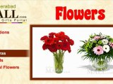 Flowers to Hyderabad, Wedding Flowers, Birthday Flowers, Online Flowers