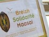 Maasaï du Kenya : arrivée de Kenny Matampash en Finistère