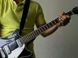 Metallica - Fuel - SM - Guitar Cover (one shot impro by Menjesbi)