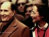 Ségolène Royal et François Mitterrand