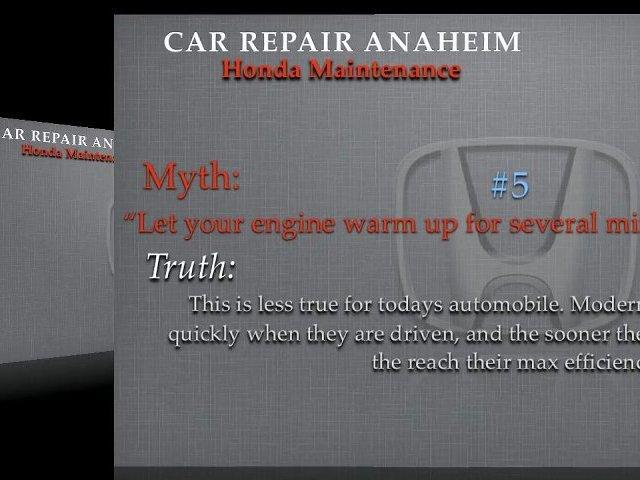 Honda Maintenance Anaheim | Honda Accord Service Anaheim