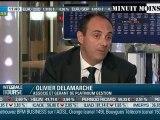Olivier Delamarche - Il n'y a aucun espoir - 04/10/2011 - BFM Business -  4 octobre 2011
