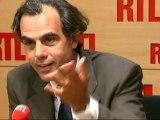 """Philippe Dessertine, directeur de l'Institut de haute finance à l'Institut Français de Gestion, était l'invité de """"RTL Midi"""" mardi"""
