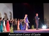 Miss Flandre 2011 Robes du soir en presence de Richard Sanderson
