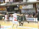 Basket N1M : Challans - Saint Etienne (68 à 76)
