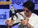 Shahrukh Khan launches Ra.one VIDEOGAMES