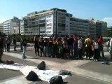 Διαμαρτυρία κόντρα στις ελλείψεις στα σχολεία