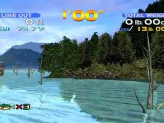 SEGA Bass Fishing - Horror Trailer de