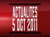 PERPIGNAN Actualités - 5 Oct 2011