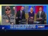 Hank Williams Jr. Compares Obama to Hitler.- Fox & ...