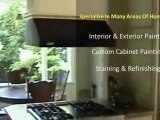 ( House Painting Folsom CA ) ( Kitchen Cabinet Painting Folsom CA )