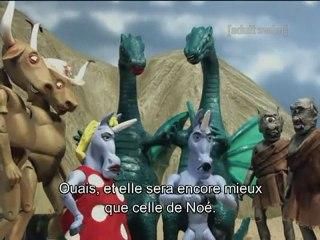 [adult swim] : Robot Chicken - Arche de Noé