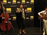 "La Session France Info - Caro Emerald ""Stuck"""