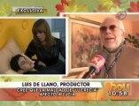 Luis de Llano Habla sobre Lucia Mendez  (HOY)