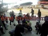le team AZ Moto Expert / ART aux 24h du Mans 2011