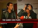 Shah Rukh, Arjun Rampal turn playmates