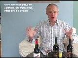 Simon Woods Wine Videos: 3 Spanish reds - Rioja, ...