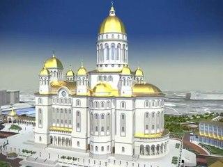 Tur virtual al Catedralei Mântuirii Neamului