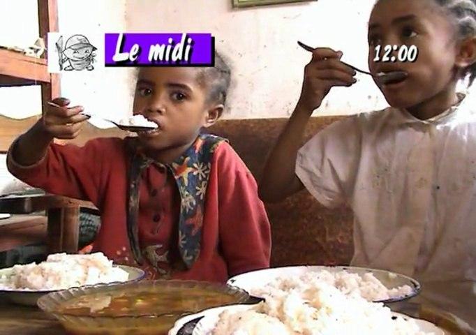 Nutrimad : programme d'alimentation scolaire à Antananarivo