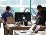 Décès de Steve Jobs: les fans de Hong Kong en deuil
