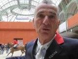 Interview de Michel Robert - Saut Hermès - Equidia