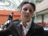 Interview de Pénélope Leprevost - Saut Hermès - Equidia