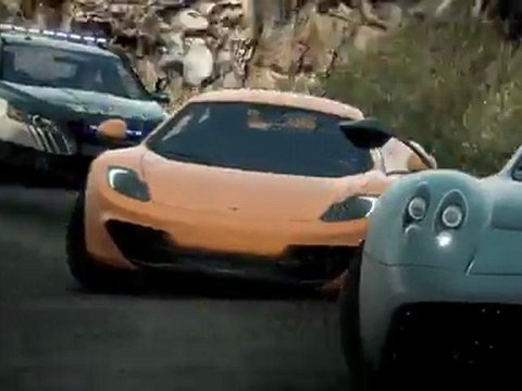 Need for Speed The Run - Million Dollar Highway trailer