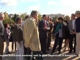Visite d'une délégation du Limousin (Eco-Quartier)