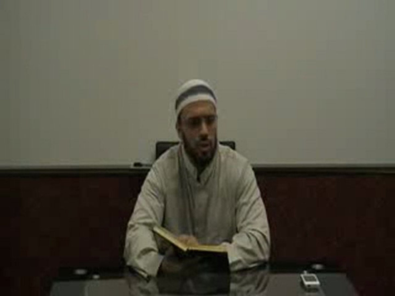 الشيخ أبو حفص - تفسير سورة يس الدرس 2 الجزء 1