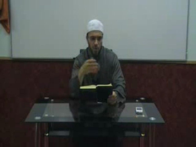 الشيخ أبو حفص - تفسير سورة يس الدرس 4 الجزء 1