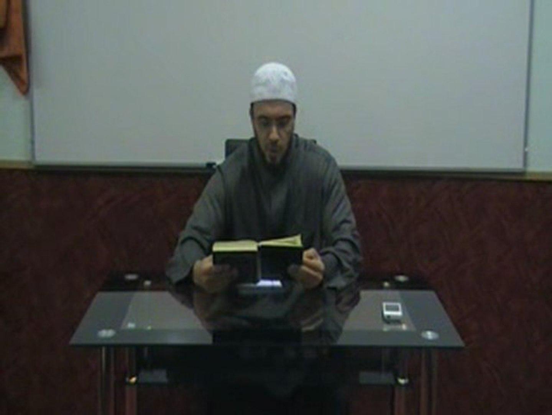 الشيخ أبو حفص - تفسير سورة يس الدرس 4 الجزء 2