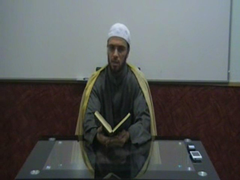 الشيخ أبو حفص - تفسير سورة يس الدرس 5 الجزء 2