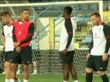 Euro 2012 : L´Angleterre pense aux éliminatoires