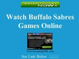 Watch BUFFALO Sabres Online | Sabres Hockey Game Live Streaming