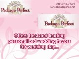 Leading Personalized Wedding Favors
