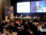 Prof Dumont @ Forum Africa Taormina