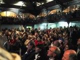 Dernier grand meeting pour Martine Aubry et Ségolène Royal avant la primaire socialiste