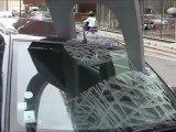 la Fourchette Géante de Royal de Luxe en video