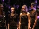 """""""Ne me quitte pas"""" Jacques BREL - Chorale Reverdy, arrangée et dirigée par Marc Leroy (Zel)"""