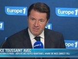 Europe1 L'interview de 7h40 Benjamin Petrover
