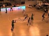 Etendard de Brest - ADA basket 41 - QT3, 1re journée de NM1 saison 2011-2012