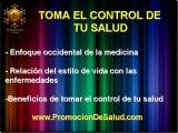 TOMA EL CONTROL DE TU SALUD (nutricion y salud)