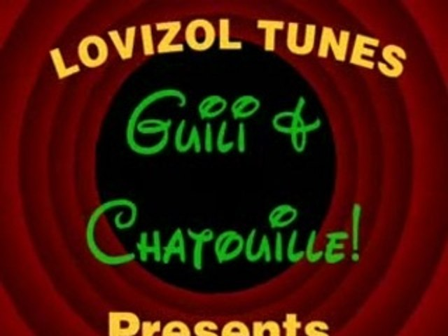 Guili et Chatouille