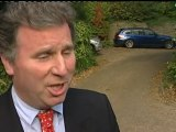Oliver Letwin 'sorry for binned letters'