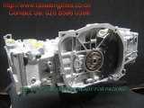 EJ20TWRX SBOLT Subaru Impreza Engine from Ideal Engines and Gearboxes
