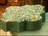 Recyclage des sacs-plastiques à Ouagadougou, Burkina Faso