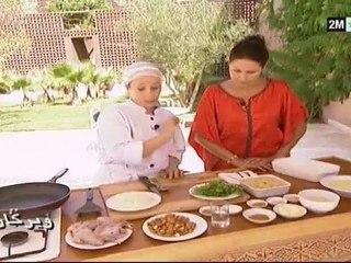 Chhiwat bladi Ouirgane maison d'hôtes recettes choumicha 2012 traditionnelles marocaines